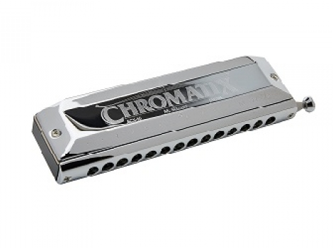 Suzuki Chromatix Scx-56 Harmonica