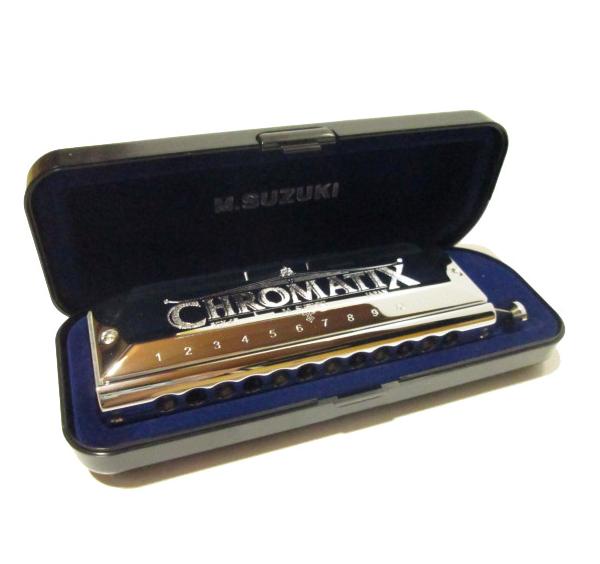 سازدهنی کروماتیک سوزوکی Chromatix Scx-48